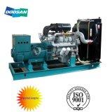 générateur 112kw/140kVA diesel silencieux actionné par Cummins Engine