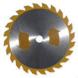 Tct Circular Saw Blade para Cutting Wood