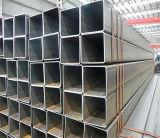 ASTM A500 GR. Tubo de acero del cuadrado del carbón de B hecho en China