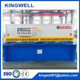QC12y-4X2500 de Scherpe Machine van de Plaat van het Metaal van het Type van Straal van de Schommeling