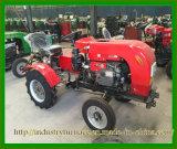 高品質の安い12HP四輪小型農場トラクター