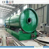12ton Waste a Oil Pyrolysis Gasified Machinery
