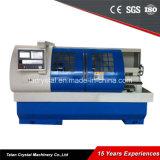 상류 수평한 CNC 선반 기계 (CK6150A)