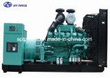 Hauptdieselgenerator der ausgabe-750kVA mit Cummins Engine für Krankenhaus