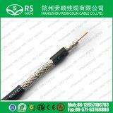 Cable coaxial basado en los satélites aéreo aprobado de CT100 Cai Digital TV