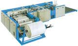 Taglio automatico completo tessuto del sacchetto e macchina per cucire