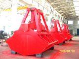 Elektrisches hydraulisches Maschinenhälften-Zupacken mit BV-Bescheinigung