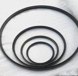 FKM V-Typr place diverses pièces en caoutchouc de tissu-renforcé/faites sur commande
