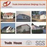 건축 야영지를 위한 조립식 모듈 또는 Prefabricated 또는 이동할 수 있는 집