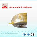 Câble électrique de conducteur de cuivre imperméable à l'eau