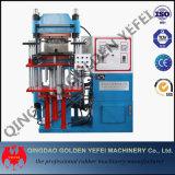 単一ステーションのゴム製シリコーンの版の加硫の出版物の機械装置Xlb-Qd600*600