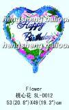 Раздувной воздушный шар дня рождения (SL-D012)