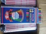 Crayons de couleur en bois Hexagon les moins chers