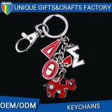Il regalo molle dell'oggetto d'antiquariato dello smalto Badges il metallo Keychains
