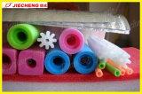 Macchina dell'espulsione del tubo della gomma piuma di Jc-EPE-Gbx75 con il rendimento elevato in macchinario di plastica