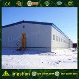 Taller modular prefabricado del acero de la casa