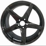 Приняты колесо автомобиля сплава черноты крома Volcom, подгонянные образцы и OEM