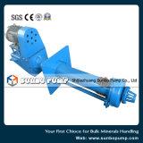 Pompe centrifuge verticale industrielle de boue de fabrication de la Chine
