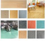 건강한 환경 높은 광택 돌 패턴 PVC 비닐 마루