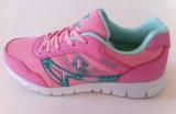 Frauen-Schuh-Form bereift niedrige MOQ preiswertere Preis-Fußbekleidung