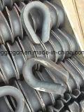 철사 밧줄 루프를 위한 DIN6899b 골무 스테인리스