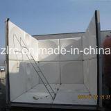 FRP GRP는 물 탱크/SMC에 의하여 주조된 위원회 물 탱크 조립했다