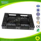 1200*800mm geschlossene Plattform-flache Spitzeneurostandardgrößen-Plastikladeplatten für Lebensmittelindustrie