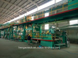 Cadena de producción de las bobinas de acero de la pintura