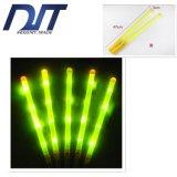 Varas coloridas da luz do flash eletrônico do grande tamanho do diodo emissor de luz do arco-íris do Natal