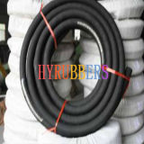직물 Reinforced Water Suction와 Discharge Rubber Hose