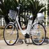 セリウムEn15194の女性26のインチ250Wの電気バイク