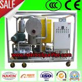 기계, 기름 정화 장비를 재생하는 진공 변압기 기름 여과 또는 기름