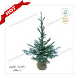 regalo del ornamento de la Navidad del plástico de los 90-125cm
