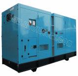 generador diesel silencioso estupendo 690kVA con el motor 2806A-E18tag3 de Perkins con la aprobación de Ce/CIQ/Soncap/ISO