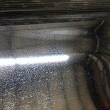 strato d'acciaio galvanizzato del tetto ondulato Dx51d della lamiera di acciaio di 0.17mm