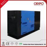 Ce/ISO/SGSの証明書が付いている125kVA Cumminsの無声ディーゼル発電機