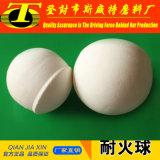Sfere refrattarie delle sfere dell'isolamento termico in ceramica