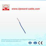 Fil électrique à un noyau de construction du câblage cuivre BV/Bvr de Strander