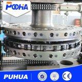 Stahlplatten-Loch hydraulischer CNC-Drehkopf-lochende Maschine