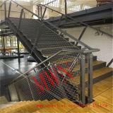 ステンレス鋼のバルコニーの保護の網