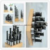 Verkopende Metrische Carbide Getipte Boorstaven Van uitstekende kwaliteit