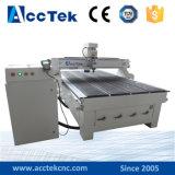 Fabricante de trabajo de la maquinaria del buen del carácter de China del motor impulsor del CNC metal servo del ranurador