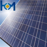 3.2mm PV Module Use Tempered Arc Solar Panel Glass con l'iso, SPF, SGS