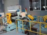 Chinesisches Automatic Metal Coil Slitting Line für Light Gauge Plate