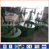 Überschüssige Reifen-Ring-Scherblock-Maschine für die Gummireifen-Wiederverwertung