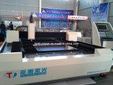 Máquina de estaca do laser da fibra para a fabricação de metal com alta velocidade