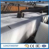 Обработанный сточными водами лист упаковки ламеллы завода
