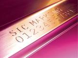 Máquina portable económica de la marca del laser de la fibra 10W de la mejor calidad