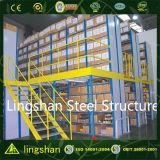Entrepôt industriel préfabriqué de structure métallique de qualité