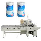 Machine de paquet de serviettes de cuisine en gaufrage de papier
